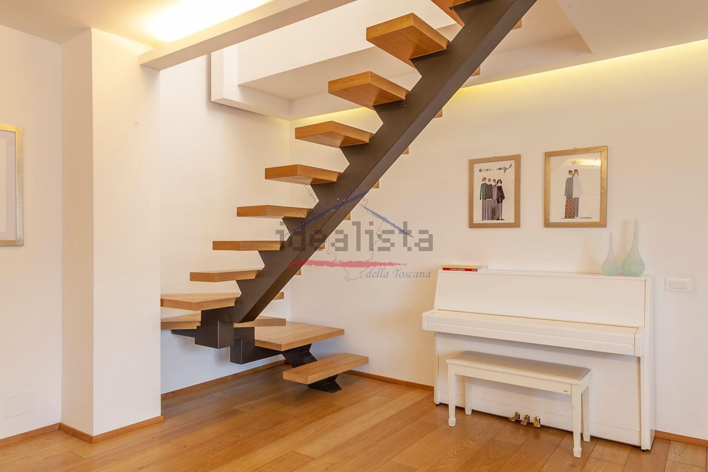 Appartamento con ingresso indipendente, Subbiano - Sotto ...
